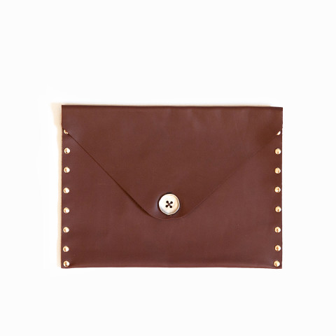 Leather Case for iPad, makeup or any item