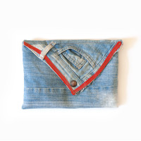 Recycled Jeans Case