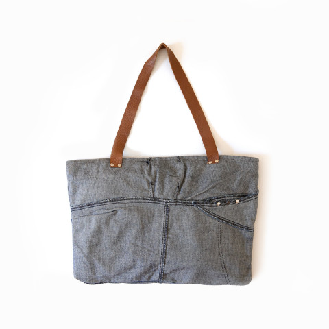 Rosa's Denim Bag